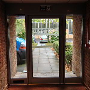Fabricated doors
