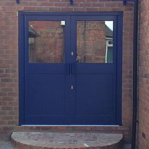 commercial doors & window installation west midlands