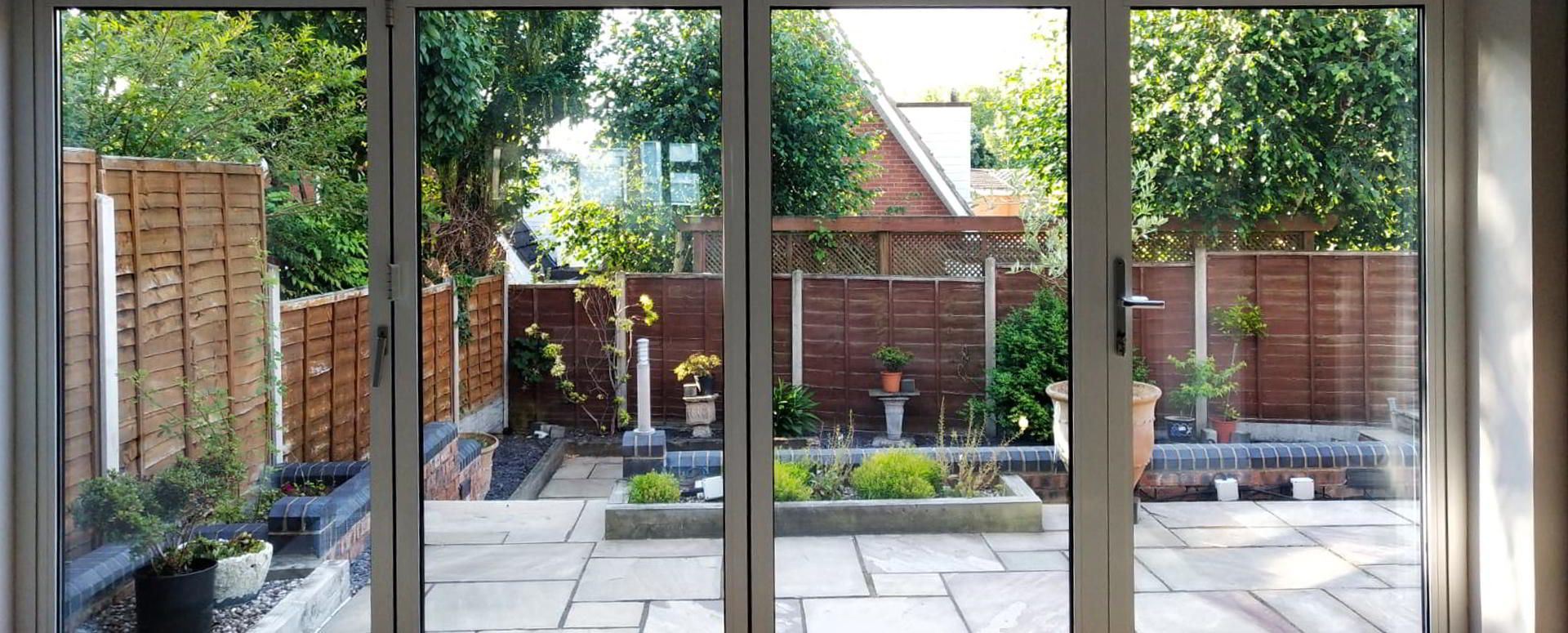 Residential Bi-fold Doors Installation