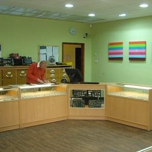 shop frontage in birmingham