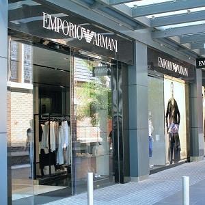 shop frontages Birmingham